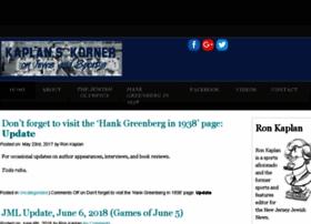 kaplanskorner.com