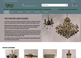 kapoorlampshades.com