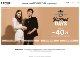 kaporal-jeans.com