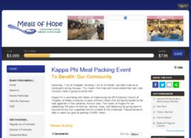 kappaphimealpacking.kintera.org