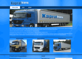 kapraltrans.pl