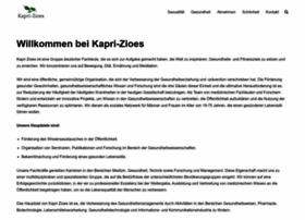 kapri-zioes.de