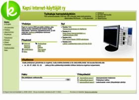 kapsi.fi