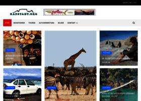 kapstadt.org
