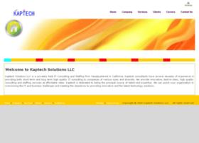 kaptechsolutions.com