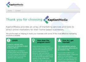 kaptionmedia.com