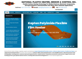 kapton-silicone-flexible-heaters.com