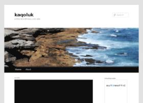 kaqoluk.wordpress.com