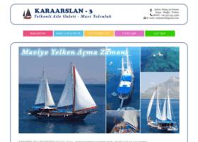 karaarslan3yachting.com