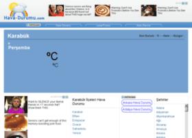 karabuk.hava-durumu.com