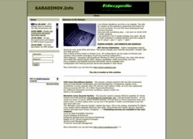 karadimov.info