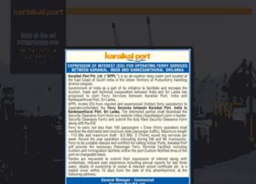 karaikalport.com