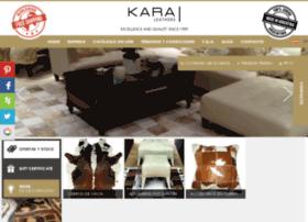 karaleathers.com.ar