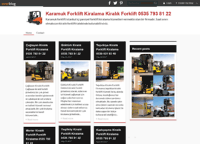 karamukforklift.over-blog.com
