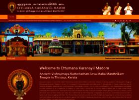 karanayilmadom.org