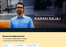karanbajaj.com