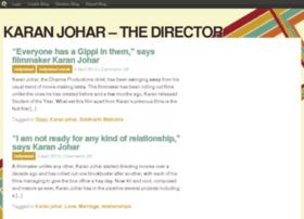 karanjoharthedirector.blog.com