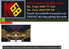 karaoke68.com