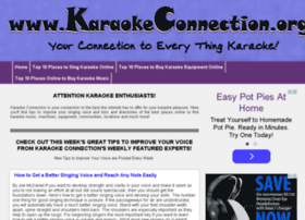 karaokeconnection.org