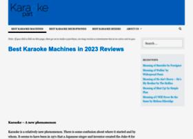 karaokeparty.com