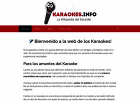 karaokes.info
