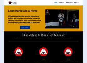 karateacademyonline.com