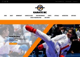 karatebc.org
