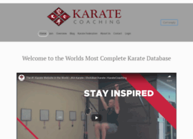 karatecoaching.com