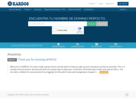 kardoshosting.com
