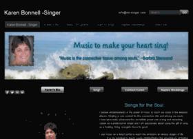 karenbonnell-singer.weebly.com