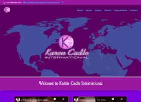 karencadleinternational.com