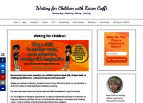 karencioffiwritingforchildren.com