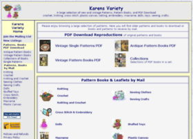karensvariety.com