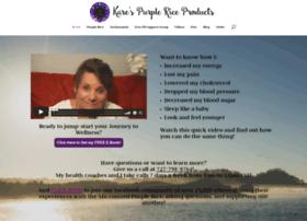 karespurplericeproducts.com
