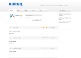 kargo.com.tr