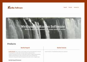 karibasoftware.com