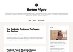 karinamyers.com