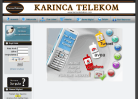 karincatelekom.com