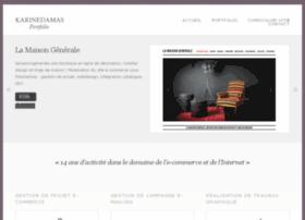 karinedamas.com