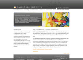 karinkabalahcenter.com