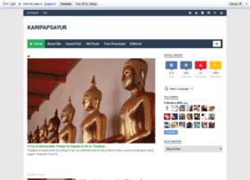 karipapsayur.blogspot.com