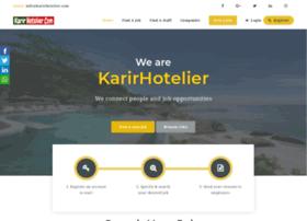 karirhotelier.com