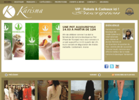 karismafashion.blogs-entreprises.com