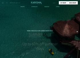 karismahotels.com