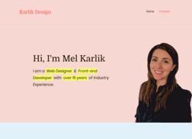karlikdesign.com