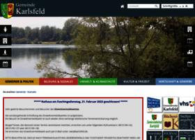 karlsfeld.de