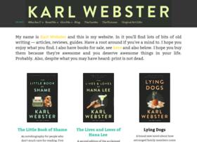 karlwebster.com