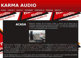 karma-audio.ro