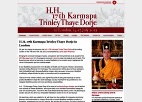 karmapa-london.org