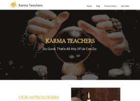 karmateachers.com